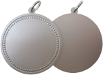 Medaglia Perla in Argento
